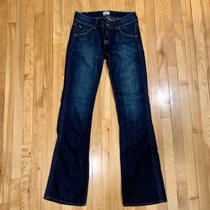 Hudson Jeans Boot Cut supermodel signature